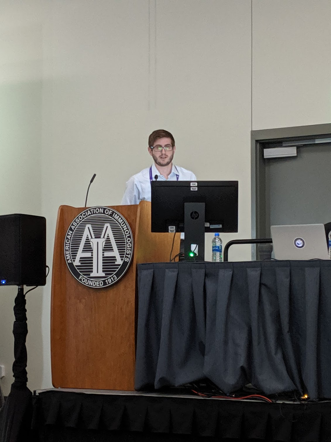 Giden at AAI2019