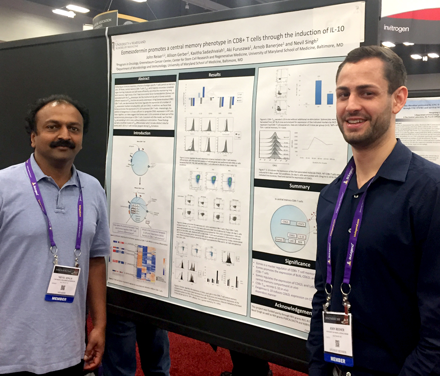 Nevil and John at AAI2018